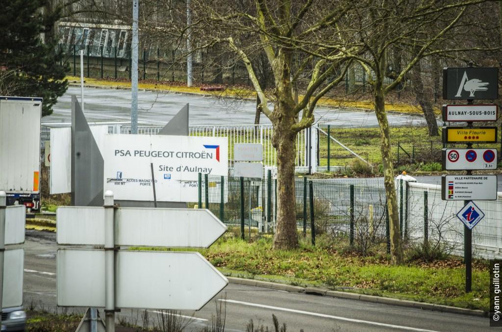 Site PSA Citroën