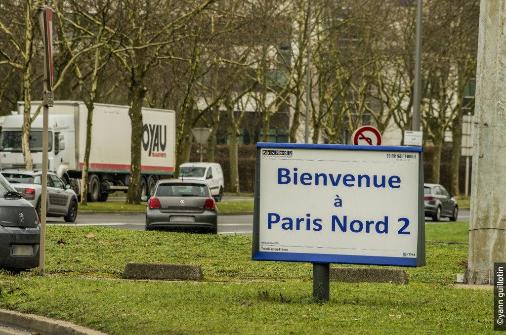 Accès à Paris Nord 2